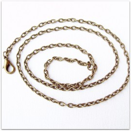 Brass chain forged ŽG2