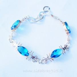 Bracelet with Zircon AP389