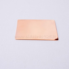 Copper plate 1 (4 x 5)