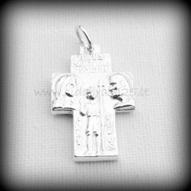 Pendant Orthodox cross