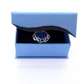 """Gift box """"Blue Wave"""" with a magnet"""