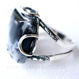 Ring with Agate Ž442