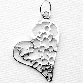 "Pendant ""Heart"" P563"