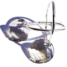 Swarovski kristalai auskarams PR