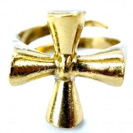 Žalvarinis žiedas ŽŽ599