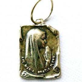 Brass pendant religious ŽP377