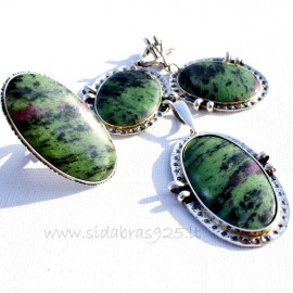 """Sold Out Unique jewelry """"Rubinu"""""""
