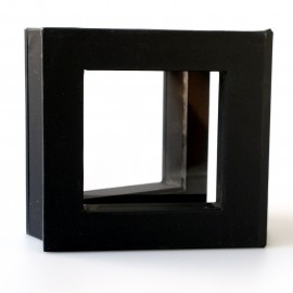 "Gift Box ""Frames"" black"