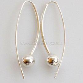 "Earrings ""Bubble Afrodite ""2"