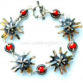Bracelet with Coral AP427