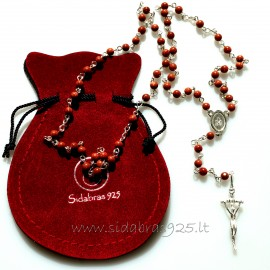 Rosaries with Sunstone RS1