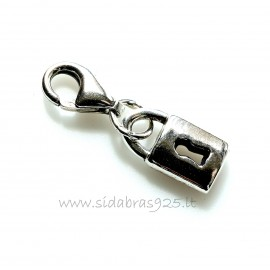 "Pendant ""Lock"" with clasp P644"