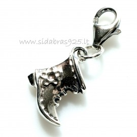 "Pendant ""Shoe with fastening"" P517"