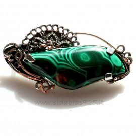 "Unique jewelry Brooch ""Asėja"""