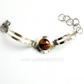 Bracelet with Tiger stone AP605-1
