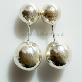 "Earrings ""2 burbulai"""