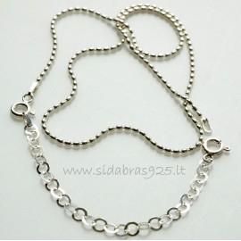 "Chain ""Chain - necklace bubbles"""
