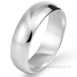 "Ring ""Wide 4 mm"""