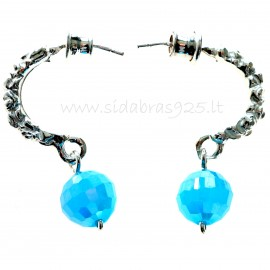 Earrings with Swarovski A221