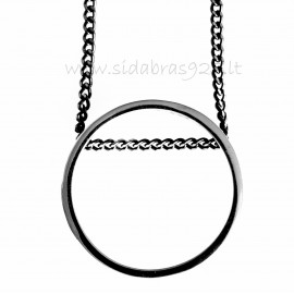 "Chain ""Pancer-Mars"" with Pendant GP0.5 Length: 38 cm - 75 cm"