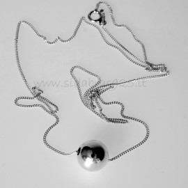 """Chain """"Small with a bubble"""" G-03"""