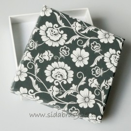 """Gift Box """"Flower box for the kit """"P"""