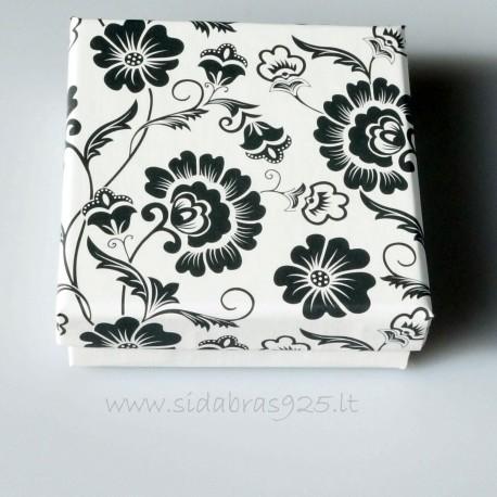 "Gift Box ""Flower box ""Balta"