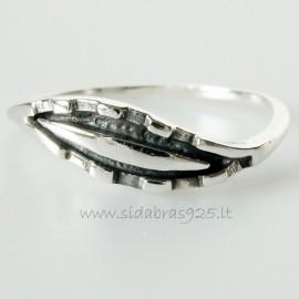 """Ring """"Šypsenos bokšteliai"""" Ž036"""