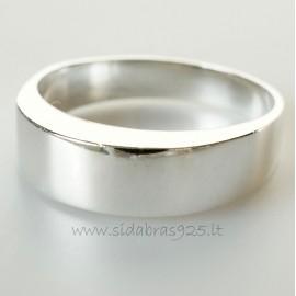 "Ring ""Gražus diskas"" Ž021"