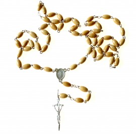Rosaries with wood balls