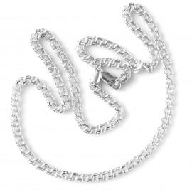 Chain handmade 4 mm wide